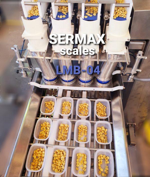 lmb04 pesadora lineaL SERMAX SERMAX weigma