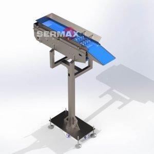 Repartidor Automático con SERVO 1-6 puntos.