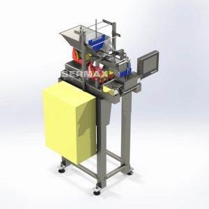 LW-01 Pesadora Lineal a Vibración / 1 cabezal  / SERMAX®Hasta 2 Kg (7-10 dpm)